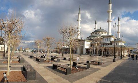Moscheea Yeni din Ankara