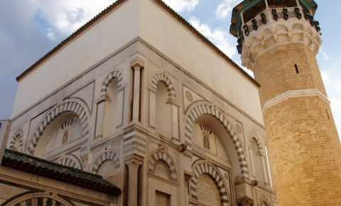 Moscheea Youssef Dey din Tunis