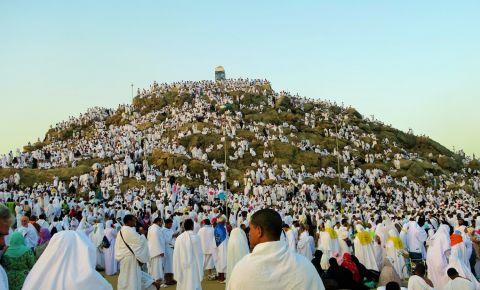 Muntele Luminii din Mecca