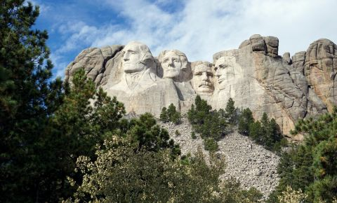 Muntele Rushmore din Black Hills