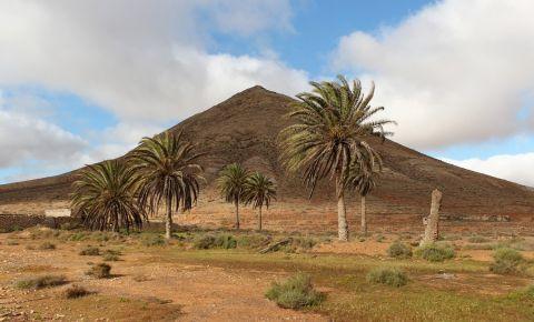 Muntele Tindaya din Fuerteventura