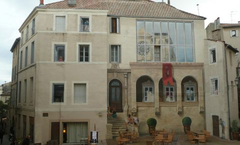 Muzeul Vechiului Oras din Montpellier