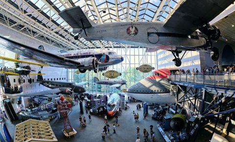 Muzeul Aerospatial din Washington
