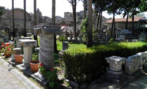 Muzeul Agora din Side