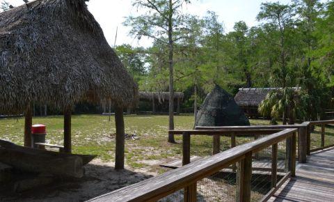 Muzeul Ah-Tah-Thi-Ki din Everglades