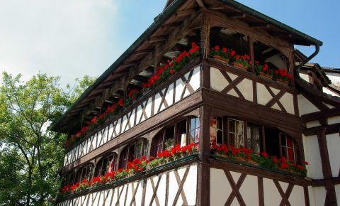 Muzeul Alsacian din Strasbourg