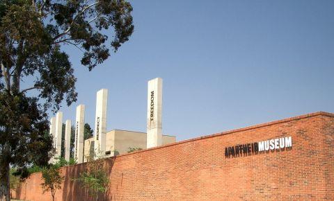 Muzeul Apartheidului din Johannesburg