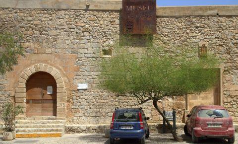 Muzeul Arheologic din Ibiza