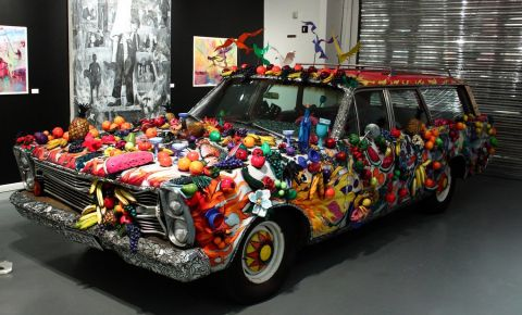 Muzeul Art Car din Houston