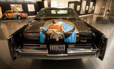 Muzeul Art Car din Houston
