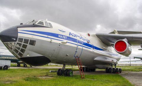 Muzeul Aviatiei din Kiev