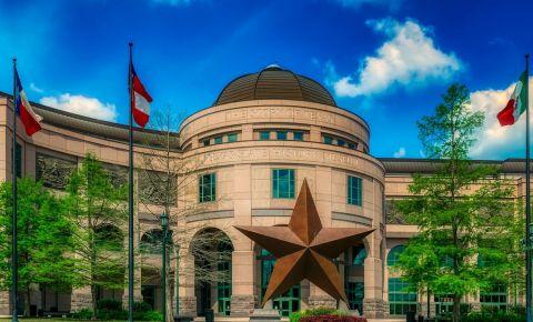 Muzeul Bob Bullock din Austin