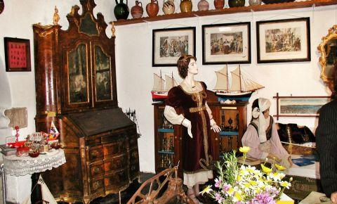 Muzeul Casa Lena din Insula Mykonos