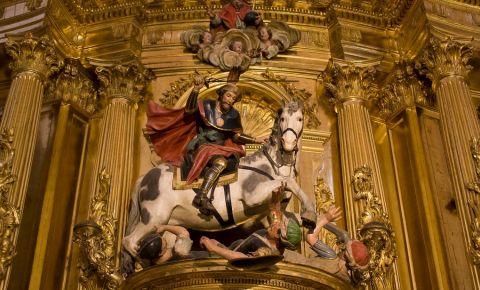 Muzeul si Trezoreria Catedralei din Santiago de Compostela