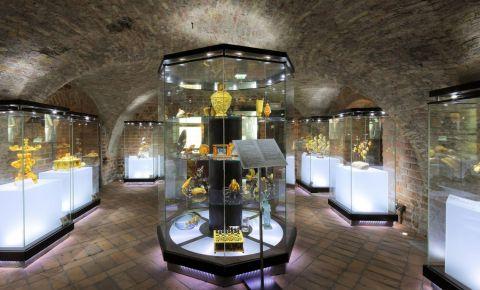 Muzeul Chihlimbarului din Gdansk