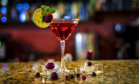 Muzeul Cocktailurilor Americane din New Orleans