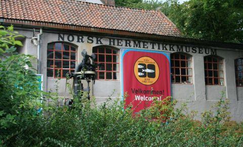 Muzeul Conservelor din Stavanger