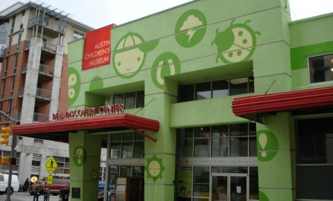 Muzeul Copiilor din Austin