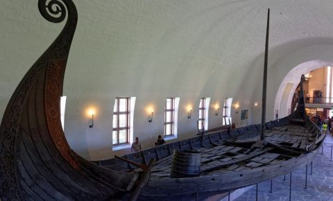 Muzeul Corabiilor Vikinge din Oslo