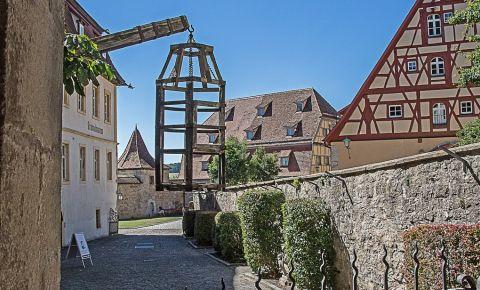 Muzeul Criminalilor Medievali din Rothenburg ob der Tauber