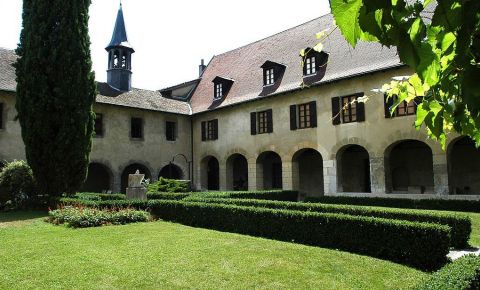 Muzeul Dauphinois din Grenoble