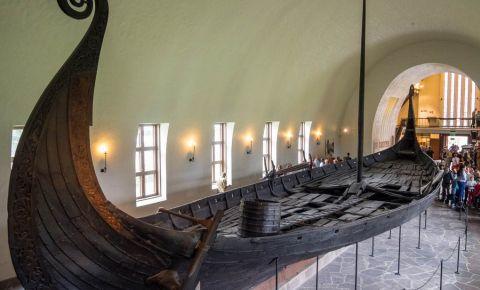 Muzeul de Ambarcatiuni din Oslo