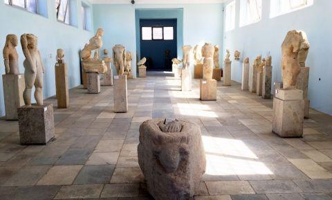 Muzeul de Arheologie din Insula Mykonos
