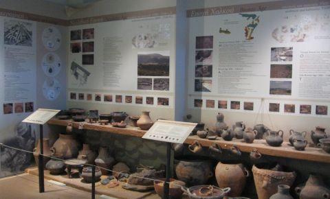 Muzeul de Arheologie din Insula Thassos