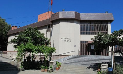 Muzeul de Arheologie din Izmir