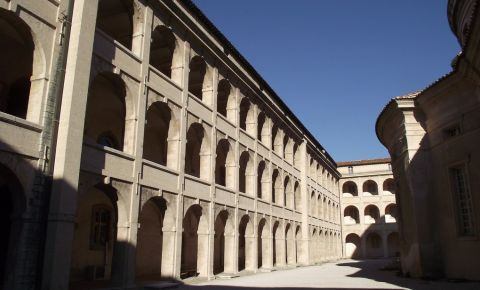 Muzeul de Arheologie Mediteraneana din Marsilia