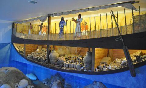 Muzeul de Arheologie Subacvatica din Bodrum