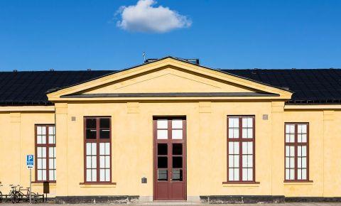 Muzeul de Arhitectura din Stockholm