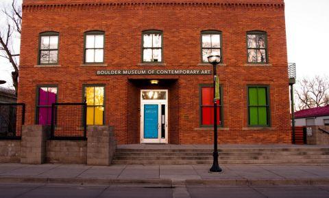 Muzeul de Arta Contemporana din Boulder