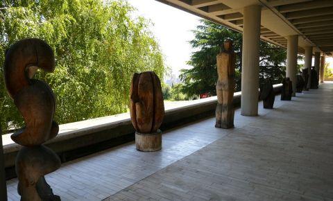 Muzeul de Arta Contemporana din Skopje
