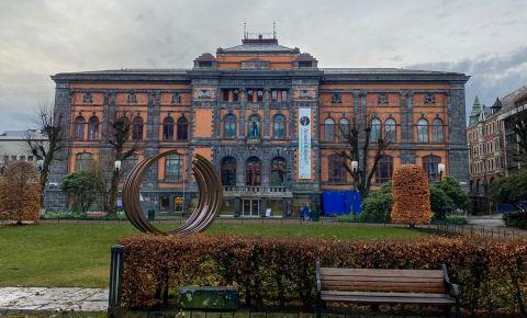 Muzeul Vest Norvegian de Arta Decorativa din Bergen