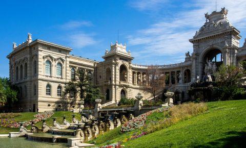 Muzeul de Istorie Naturala din Marsilia