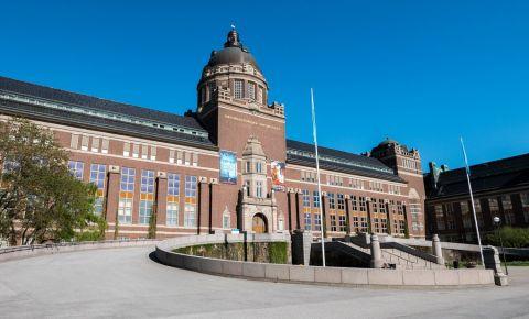 Muzeul de Istorie Naturala din Stockholm