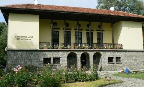 Muzeul de Istorie din Samokov