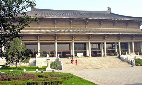 Muzeul de Istorie Shaanxi din Xian