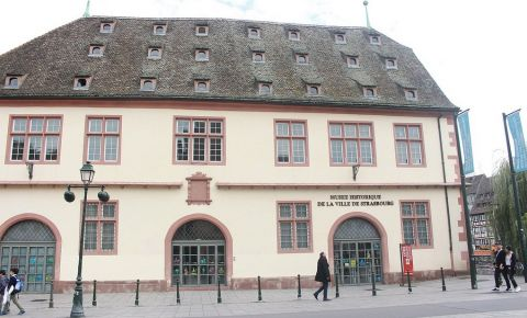 Muzeul de Istorie din Strasbourg