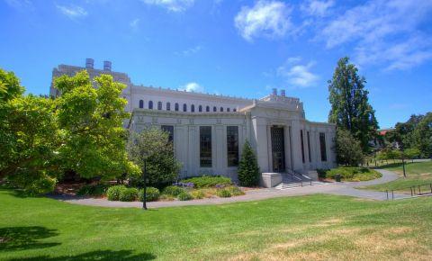 Muzeul de Paleontologie din Berkeley
