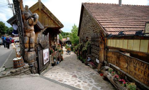 Muzeul de Papusi din Tihany