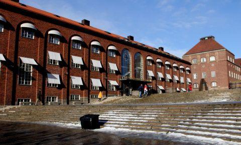 Muzeul de Stiinta si de Tehnologie din Stockholm