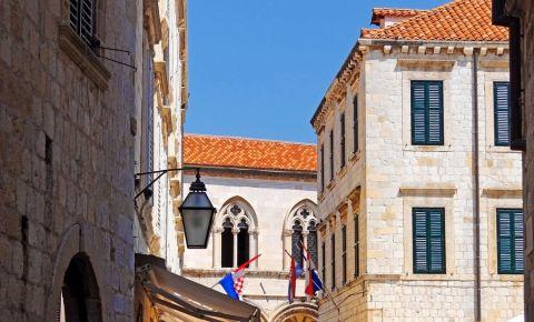 Muzeul de Stiinte ale Naturii din Dubrovnik