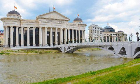 Muzeul de Stiinte Naturale din Skopje