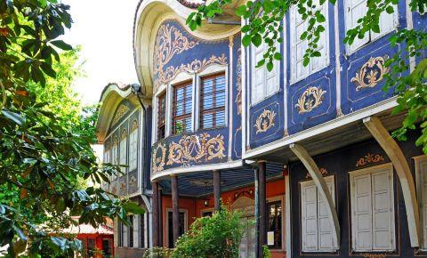 Muzeul Etnografic din Plovdiv