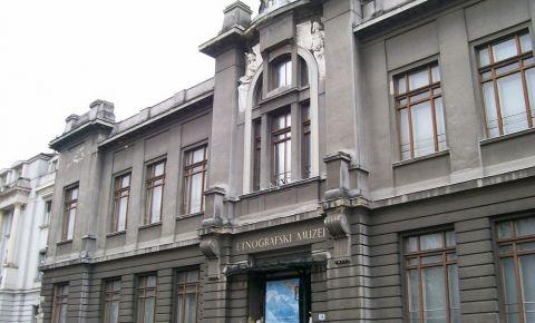 Muzeul Etnografic din Zagreb