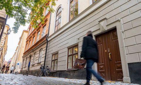 Muzeul Evreiesc din Stockholm