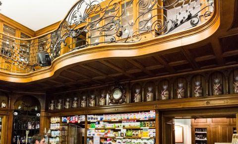 Muzeul Farmaciei din Liov
