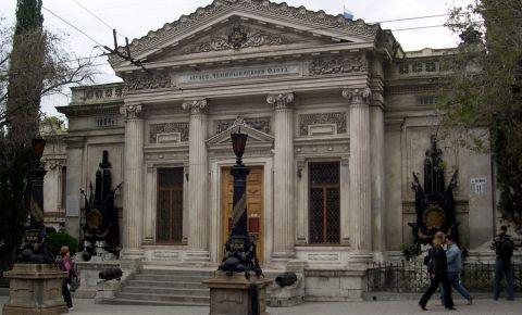 Muzeul Flotei Ruse din Sevastopol